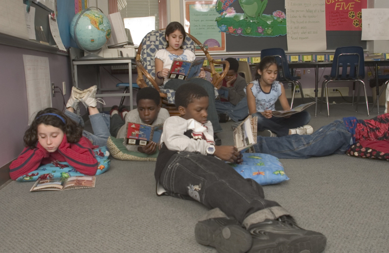 Independent Reading In The Classroom Critical To Student Achievement NEA