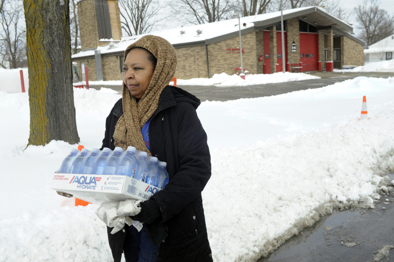 Flint water crisis McClendon