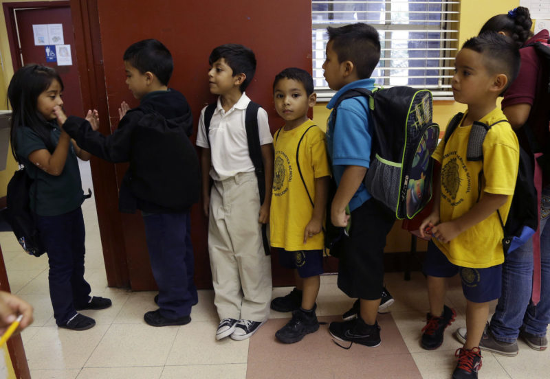 The Border Crisis May Be Coming to Your Kids' School