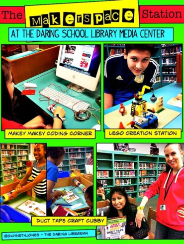school library makerspace