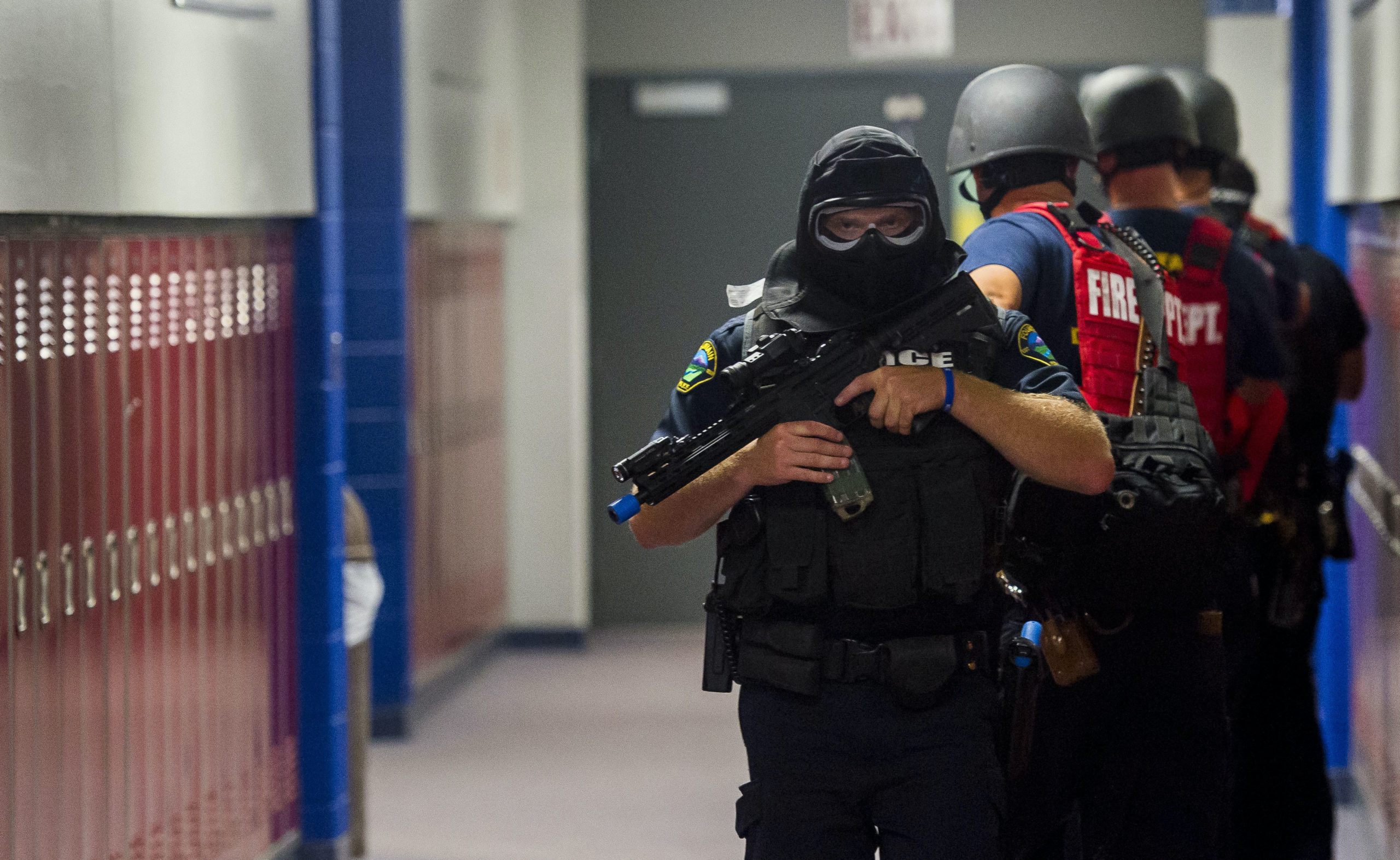 active shooter drills in schools