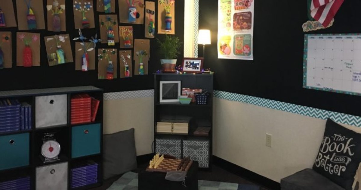 Hygge The Classroom Design Word That Means Calm Nea