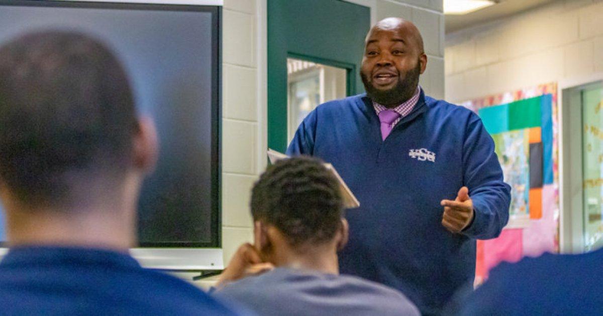 Rodney Robinson Named 2019 National Teacher of the Year | NEA