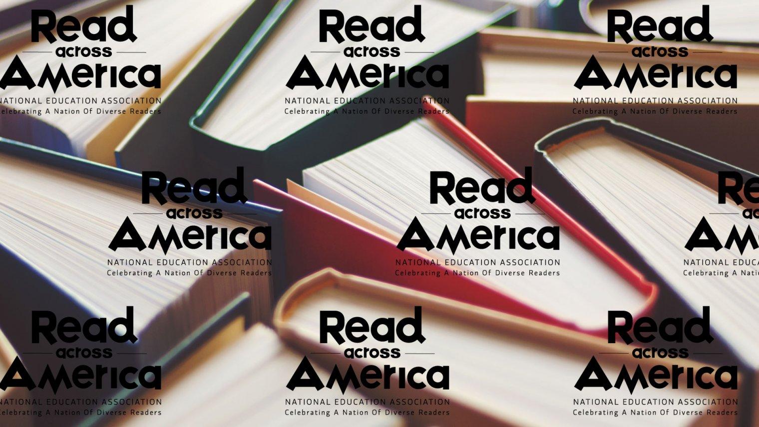 Read Across America virtual background 3