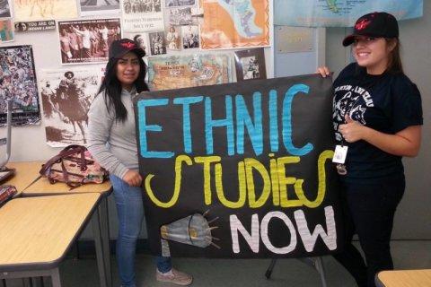 ethnic studies now sign