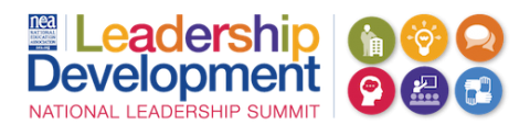 NEA Leadership Summit logo