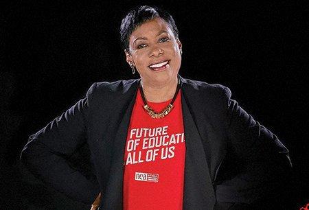 Becky Pringle, NEA President