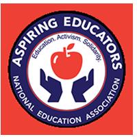 Aspiring Educators badge small