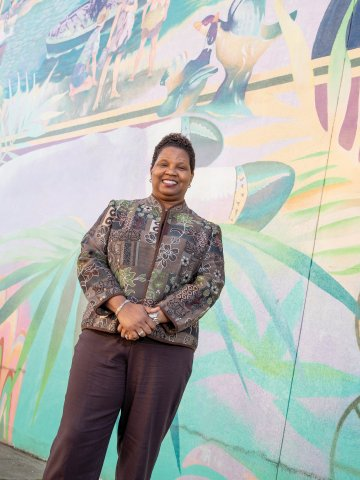 Arkansas educator Angela F. Avery