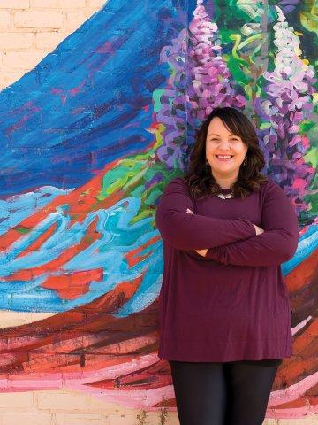Minnesota school counselor Tanis Henderson