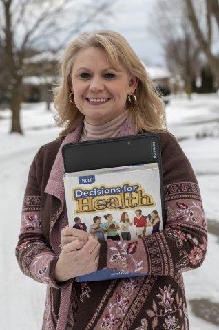Michigan educator Sarah Bigelow