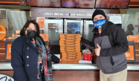 pizza for attendance zachary stella