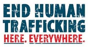 End Human Trafficking Here Everywhere