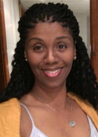 Headshot of Alexis Brisby, Texas middle-school teacher