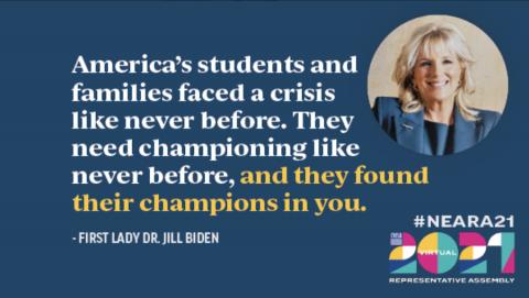 Jill Biden quote