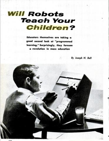 will robots teach your children?